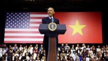 Bạn trai HH Thu Thảo thiếu hiểu biết hay chỉ đùa với ông Obama?