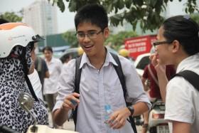 Điểm chuẩn vào lớp 10 đợt 2 tại Hà Nội