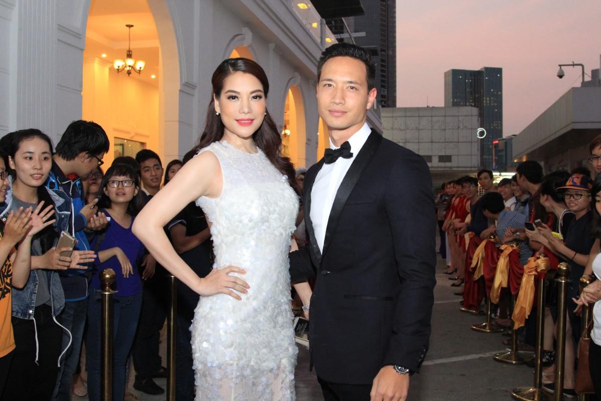 Cặp đôi Kim Lý - Trương Ngọc Ánh