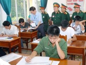 chinh thuc co diem chuan cac truong quan doi nam 2012
