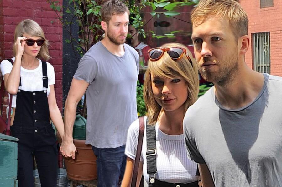 Cặp đôi Taylor Swift – Calvin Harris