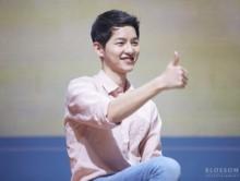 Song Joong Ki là ngôi sao quyền lực nhất Hàn Quốc