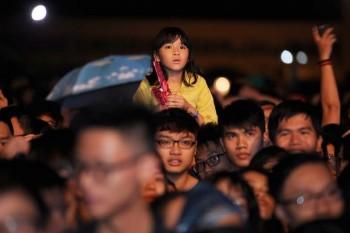 Monsoon Music Festival 2015: Samaris lôi cuốn cả ... trẻ em
