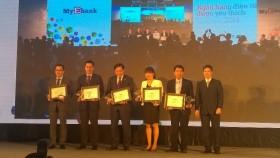 BIDV đạt top 5 dịch vụ e-Banking