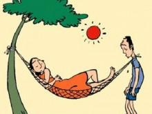 [Biếm họa] Sự thật đàn ông sợ vợ cỡ nào...