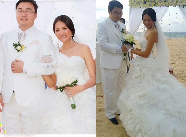 """Sao Việt """"âm thầm"""" làm đám cưới"""