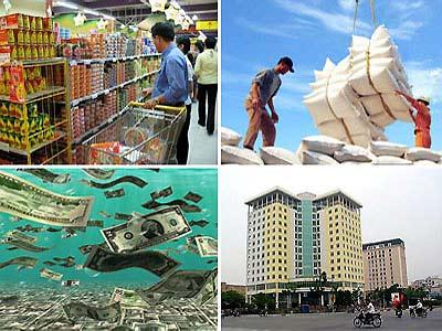 Kinh tế Việt Nam 2014: 10 điểm sáng - 3 thách thức