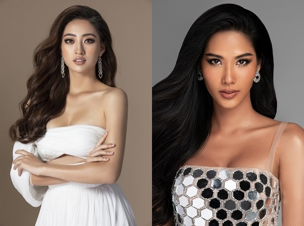 luong thuy linh hoang thuy tranh giai timeless beauty 2019