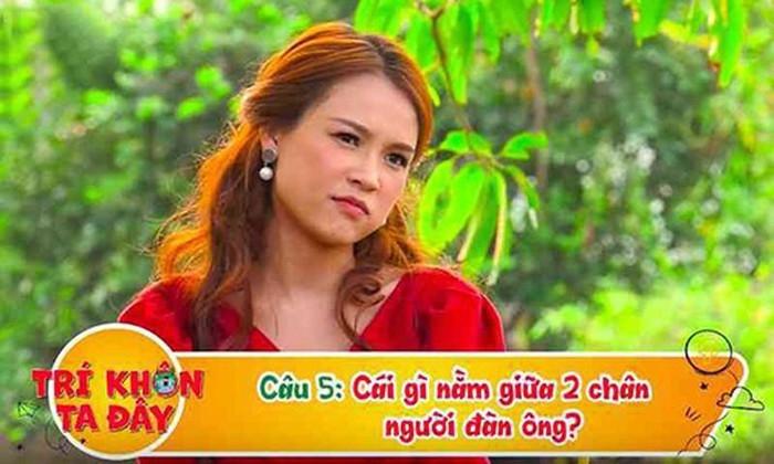 game show tri khon ta day bi chi trich vi dat cau hoi tuc tiu phan cam