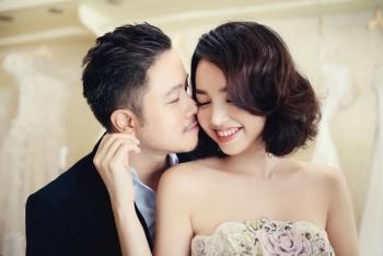 Đinh Ngọc Diệp kỉ niệm 4 năm ngày cưới cùng Victor Vũ