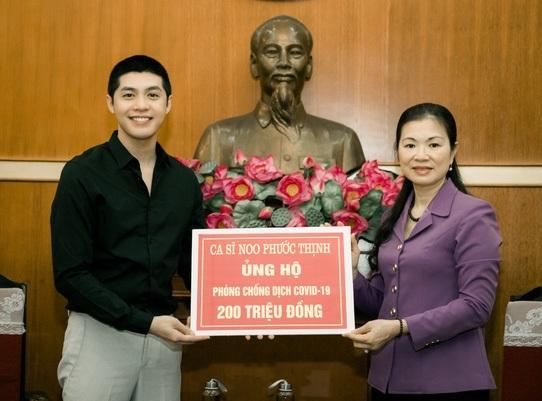 Sao Việt chung tay quyên góp tiền phòng chống dịch Covid-19