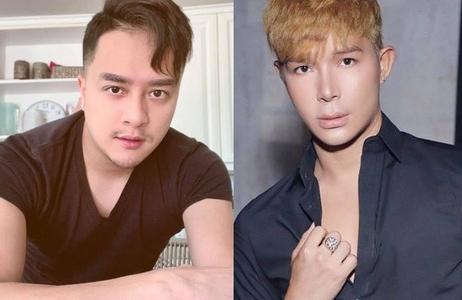 """Nathan Lee """"khẩu chiến"""" gay gắt với Cao Thái Sơn"""
