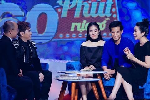 Lê Phương bị mất ngủ khi lần đầu đóng phim cùng Nguyên Vũ