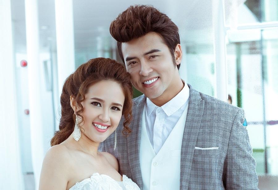 """Diễn viên Phương Hằng: """"Tôi yêu tất cả mọi thứ thuộc về chồng"""""""