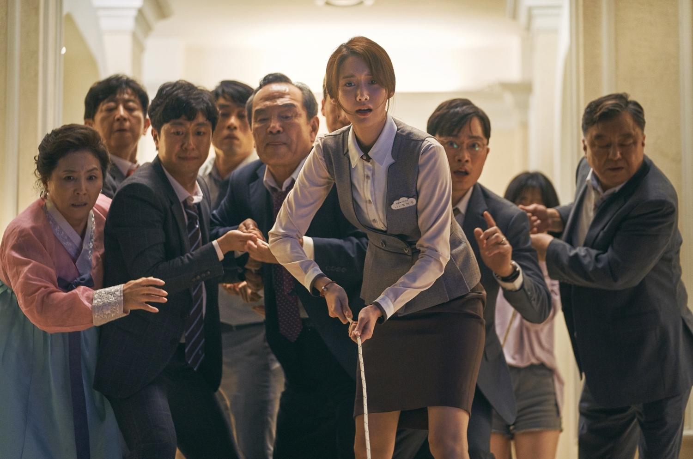 Jo Jung-seok và Yoona tái ngộ khán giả Việt trong phim điện ảnh mới