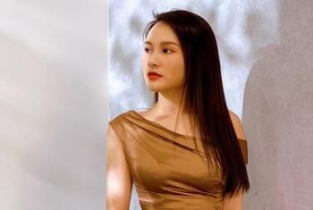 Diễn viên Bảo Thanh tạm ngưng đóng phim để sinh con