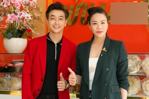 """Nhật Kim Anh nói gì về tin đồn """"cặp kè"""" với ca sĩ TiTi (HKT)?"""