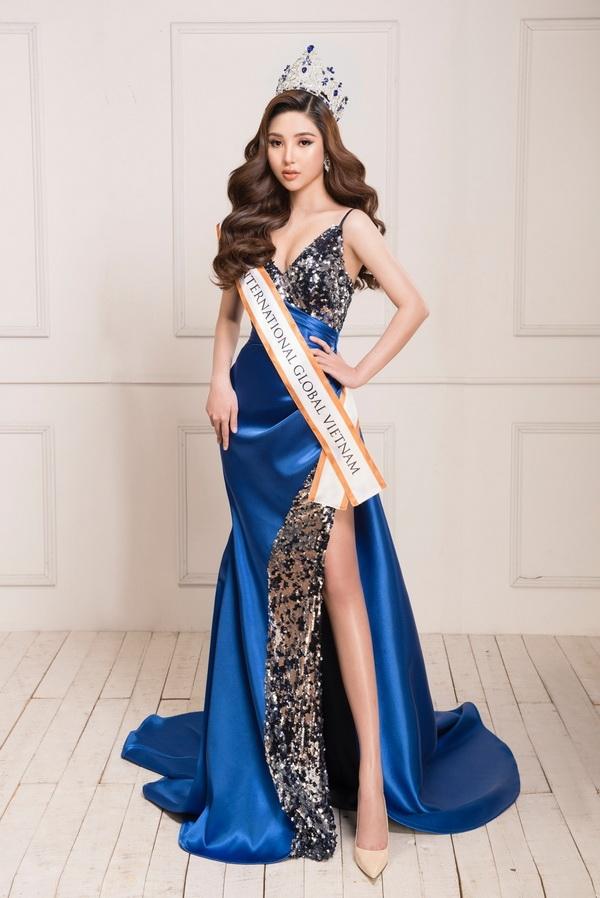nguoi dep my huyen du thi miss international globe 2019 tai malaysia