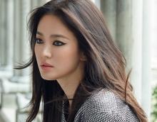 song hye kyo thay doi hinh tuong khac la sau do vo hon nhan