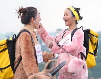 """""""Cuộc đua kỳ thú 2019"""" tập 8: H'Hen Niê và Lệ Hằng bứt phá về nhất"""