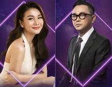 Siêu mẫu Thanh Hằng và NTK Công Trí làm giám khảo Hoa hậu Hoàn vũ Việt Nam 2019