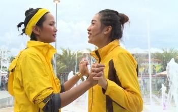 H'Hen Niê và Lệ Hằng giành chiến thắng 'Cuộc đua kỳ thú 2019'