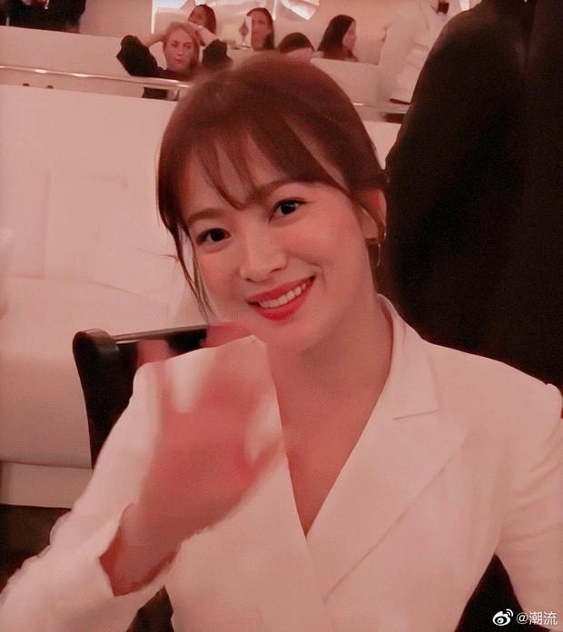 song hye kyo miet mai di su kien sau chia tay song joong ki