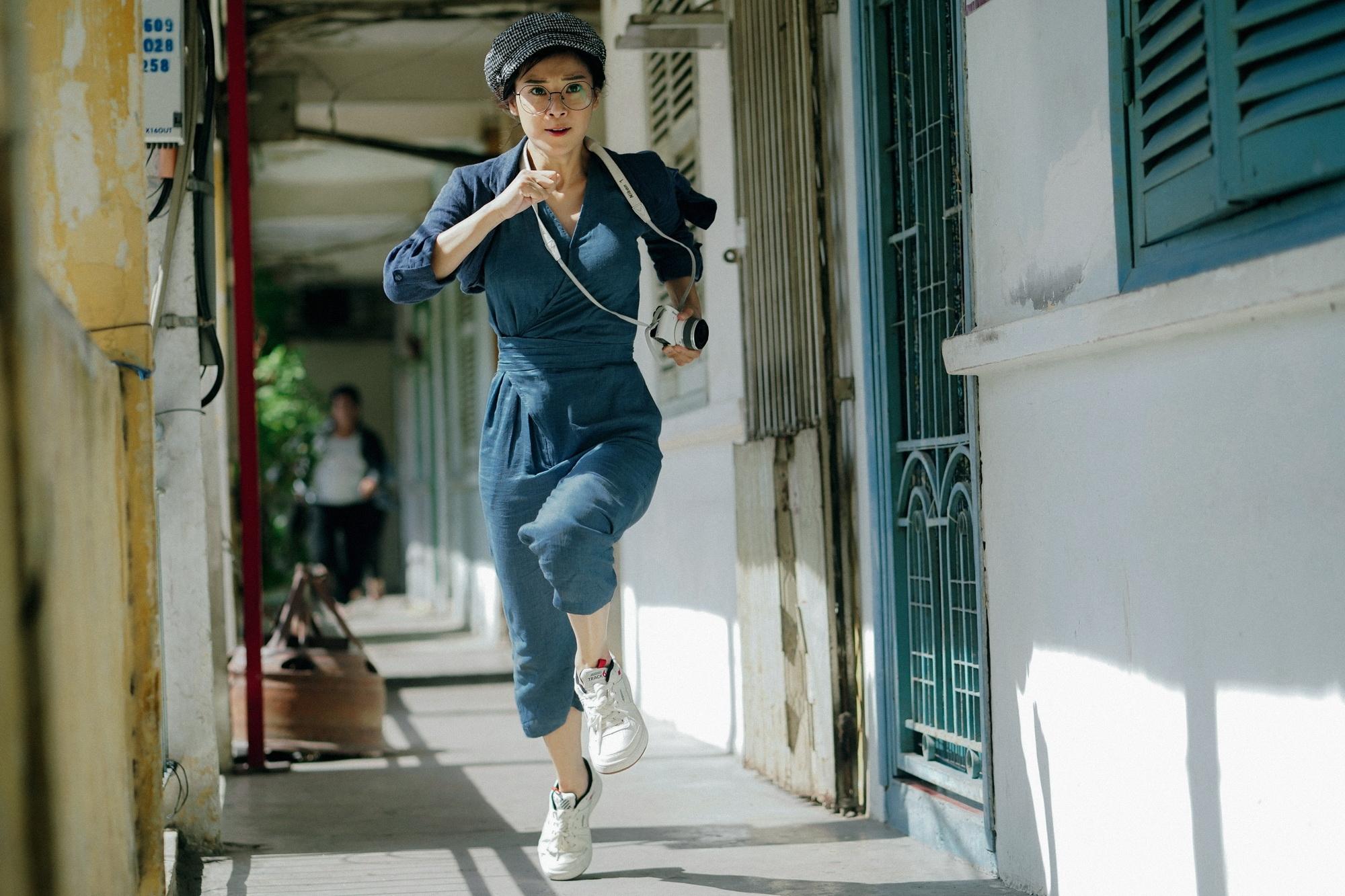 hoang yen chibi lam da nu trong phim cua charlie nguyen