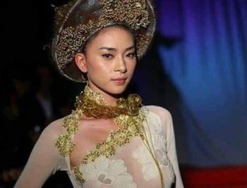 Ngô Thanh Vân lên tiếng về việc từng mặc áo dài phản cảm
