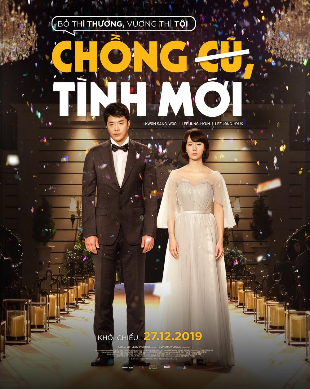 kwon sang woo tro lai voi vai dien man moi trong dip giang sinh 2019