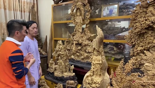 dam vinh hung choang vang truoc khoi tai san khung cua hoai linh