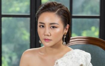 Văn Mai Hương lấy lại tinh thần sau cú sốc bị phát tán clip nhạy cảm