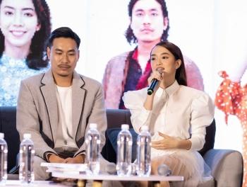 """Kaity Nguyễn tái ngộ cùng Kiều Minh Tuấn trong phim """"Tiệc trăng máu"""""""