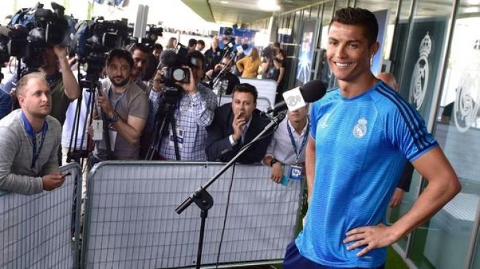 Ronaldo: 'PSG và Man United hãy quên tôi đi'