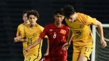 video loat penalty can nao giua u16 viet nam vs u16 australia