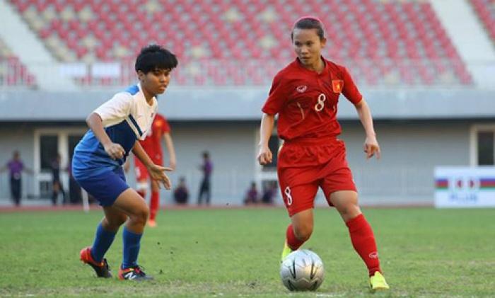 (15h30, 28/7) ĐT nữ Việt Nam - ĐT nữ Philippines: Ai thắng?