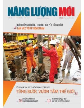 Tạp chí Năng lượng Mới - Số 60