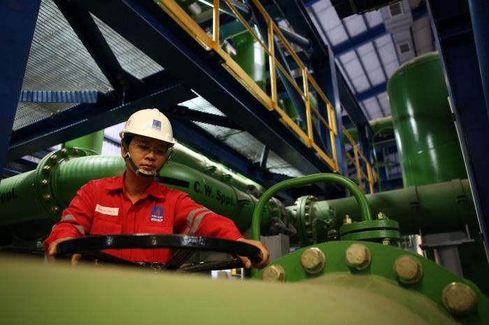PVPower NT2 có bộ máy vận hành trẻ, chuyên nghiệp - Huy Hùng (TTXVN)