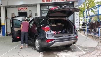 Rửa xe cuối năm không lên giá còn miễn phí tri ân khách hàng