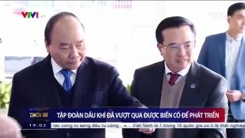 Thủ tướng Nguyễn Xuân Phúc: Petrovietnam trong khó khăn càng vững vàng, trước thử thách càng bản lĩnh