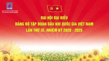 Clip tổng hợp chuẩn bị trước Đại hội Đại biểu Đảng bộ Tập đoàn Dầu khí Quốc gia Việt Nam