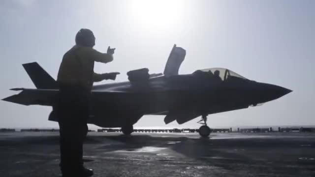 Mỹ đình chỉ bay phi đội F-35 toàn thế giới sau sự cố