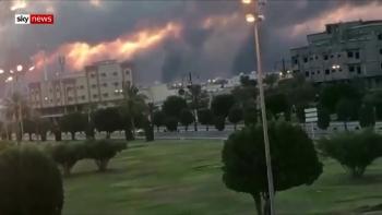 Drone attack saudi Aramco