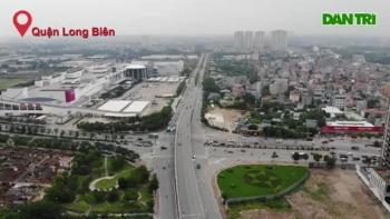 """Điểm mặt 4 công trình trọng điểm """"giải cứu"""" ùn tắc giao thông ở Hà Nội"""