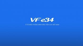 Các sạc pin ô tô điện ô tô điện VF e34: