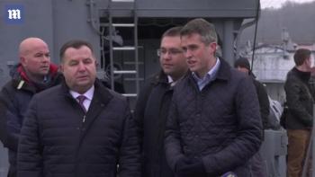 Anh điều tàu chiến tới Biển Đen ủng hộ Ukraine đối phó Nga